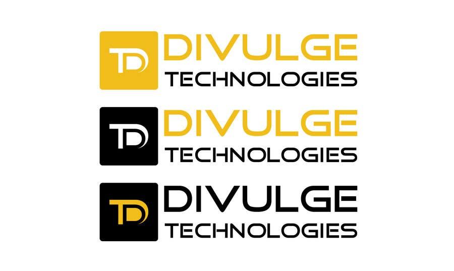 Inscrição nº 95 do Concurso para Logo Design for Divulge Technologies