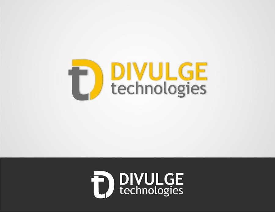 Konkurrenceindlæg #136 for Logo Design for Divulge Technologies