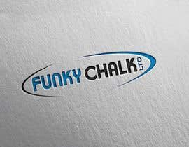 #253 for Funky Chalk logo by deepakmanya792
