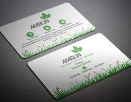 nº 27 pour Amblin Pest Control Business Cards par BikashBapon
