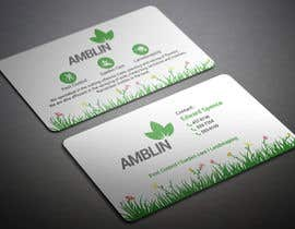 nº 29 pour Amblin Pest Control Business Cards par BikashBapon