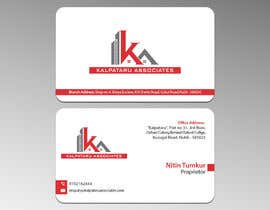 Nro 148 kilpailuun Design visiting card käyttäjältä imtiazmahmud80