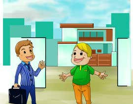#6 for Web Cartoon - Real Estate Company by hyde100391