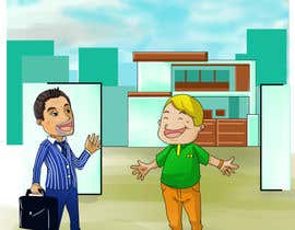 #7 for Web Cartoon - Real Estate Company by hyde100391