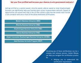 Nro 4 kilpailuun Law Firm Handout käyttäjältä arunnimabs