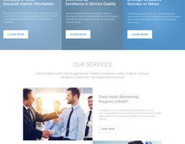 #18 for Redesign a old website for a service company by saidesigner87
