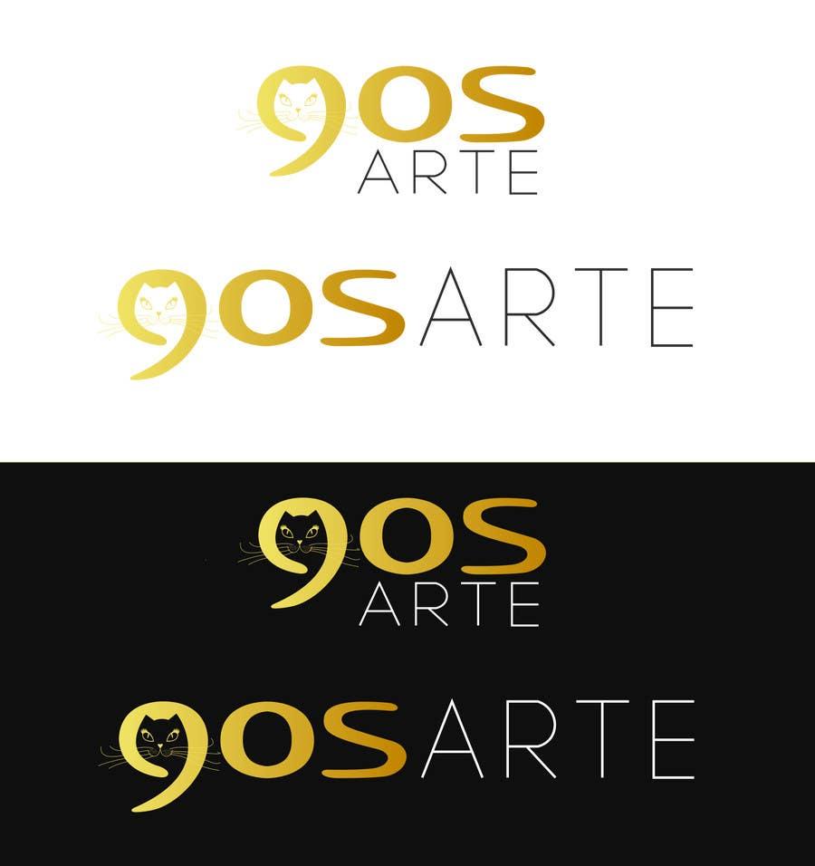 Kilpailutyö #                                        47                                      kilpailussa                                         Logo para GOSarte(www.octaviosegura.com)