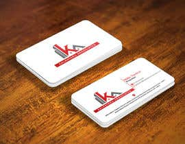 nº 37 pour Design some Business Cards for Terek Capital Group par finnerdesigner