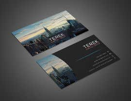 nº 19 pour Design some Business Cards for Terek Capital Group par kamrul330