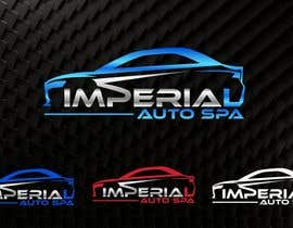 #31 for Upscale auto detailing is looking for a bold and elegant logo by wahyuoes