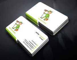 #39 for Design some Business Cards for a cleaning company by aashiq94