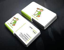 #40 for Design some Business Cards for a cleaning company by aashiq94
