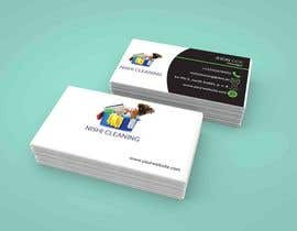 nº 71 pour Design some Business Cards for a cleaning company par Mamun74255700ma