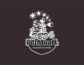 nº 9 pour Design a logo for paintball team par yunitasarike1