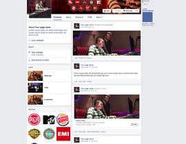 Nro 11 kilpailuun Design a Facebook Banner käyttäjältä WebrandTechno