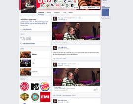 Nro 20 kilpailuun Design a Facebook Banner käyttäjältä WebrandTechno