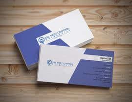 Nro 67 kilpailuun Pro Design some Business Cards for Pest Control Company käyttäjältä Arif2646