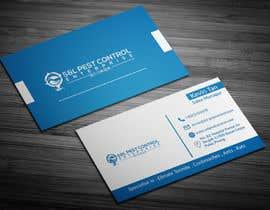 Nro 63 kilpailuun Pro Design some Business Cards for Pest Control Company käyttäjältä suvo420