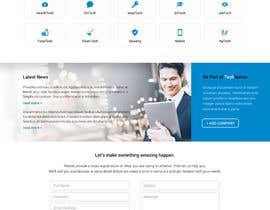 nº 33 pour Design Website Mockup par KsWebPro