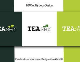 nº 8 pour Design an awesome logo for my new TEA business! :) par AlwishKDesigner