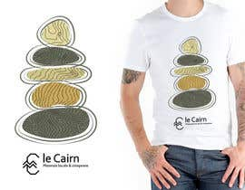 nº 2 pour Design a T-Shirt for a french association par logo24060