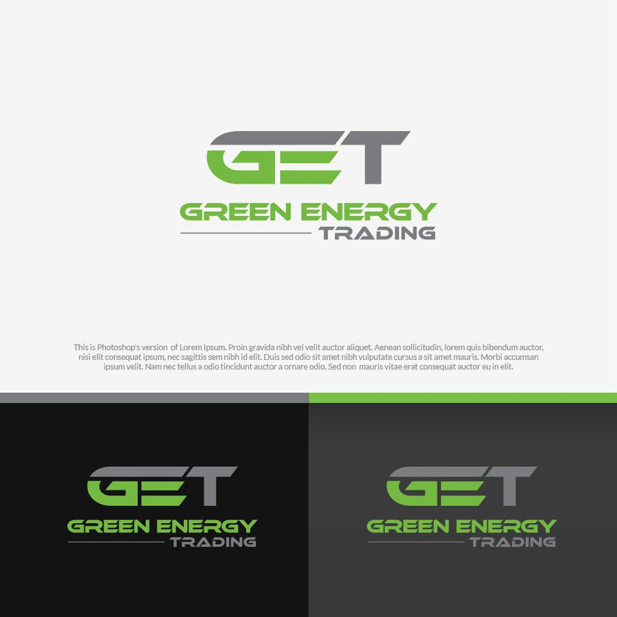 Proposition n°33 du concours Green Energy Company Identity Desing
