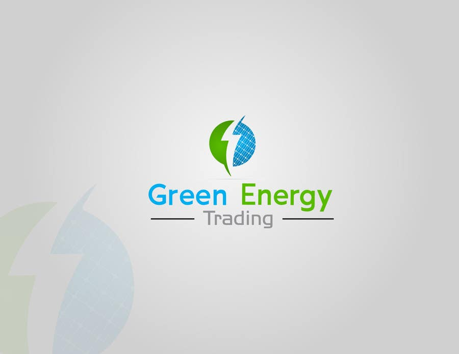 Proposition n°4 du concours Green Energy Company Identity Desing