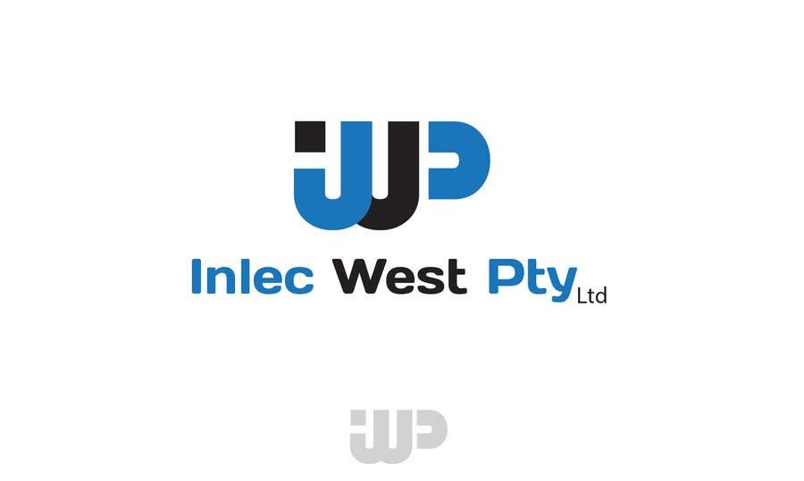Penyertaan Peraduan #                                        148                                      untuk                                         Logo Design for INLEC WEST PTY LTD