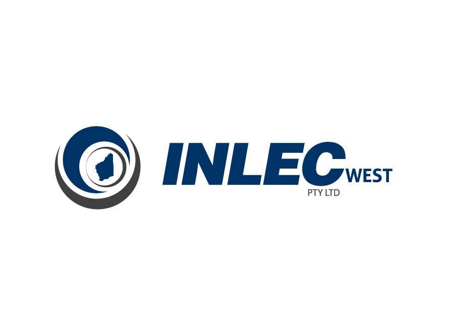 Penyertaan Peraduan #216 untuk Logo Design for INLEC WEST PTY LTD