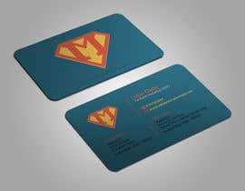 nº 237 pour Design some Business Cards par finnerdesigner