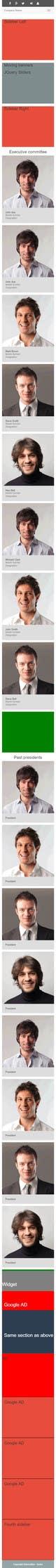 Icône de la proposition n°6 du concours Responsive Simple sober quick HTML needed (Only Home Page)