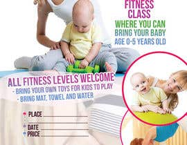nº 36 pour Design a Flyer for fitness class par AVisualDesigner