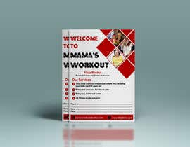 nº 50 pour Design a Flyer for fitness class par Dreamer7n