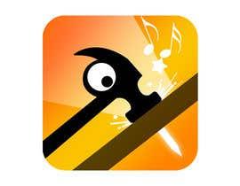 nº 185 pour Nailed It! - Design iOS game icon par justice92