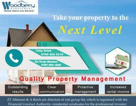 #3 for new property management advert by Beyoutifool