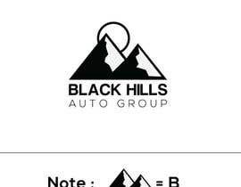 #41 for Logo design for Black Hills Auto Group by robinhossain94
