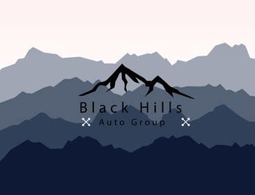 #25 for Logo design for Black Hills Auto Group by syadmidhad