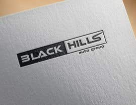 nº 54 pour Logo design for Black Hills Auto Group par zia161226