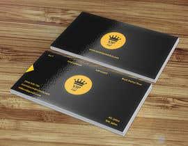 nº 13 pour Business card par munshiibrahim777