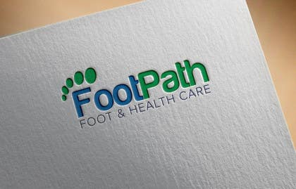 #21 for Design a logo for a Foot Clinic by Crativedesign