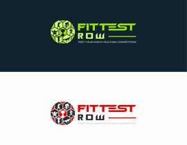 Nro 86 kilpailuun Fitness Contest logo käyttäjältä lucianito78