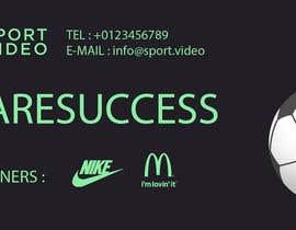 nº 21 pour Design an email signature for sport company par adminunicres