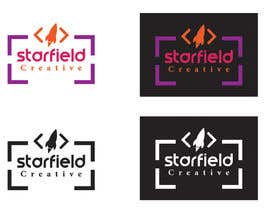 nº 58 pour Design a Logo for Starfield Creative par menasobhy88