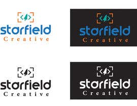 nº 60 pour Design a Logo for Starfield Creative par menasobhy88
