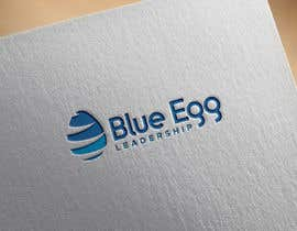 #131 for Design a logo for Blue Egg Leadership by azhanmalik360