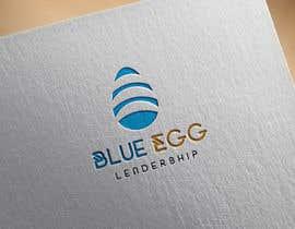 nº 113 pour Design a logo for Blue Egg Leadership par shemultangir