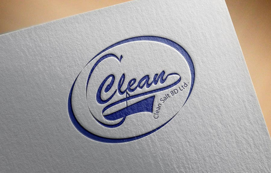 Proposition n°49 du concours I need a LOGO Design for CLEAN brand name.