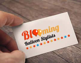 nº 14 pour Logo designed for Balloon Business par virajgupta