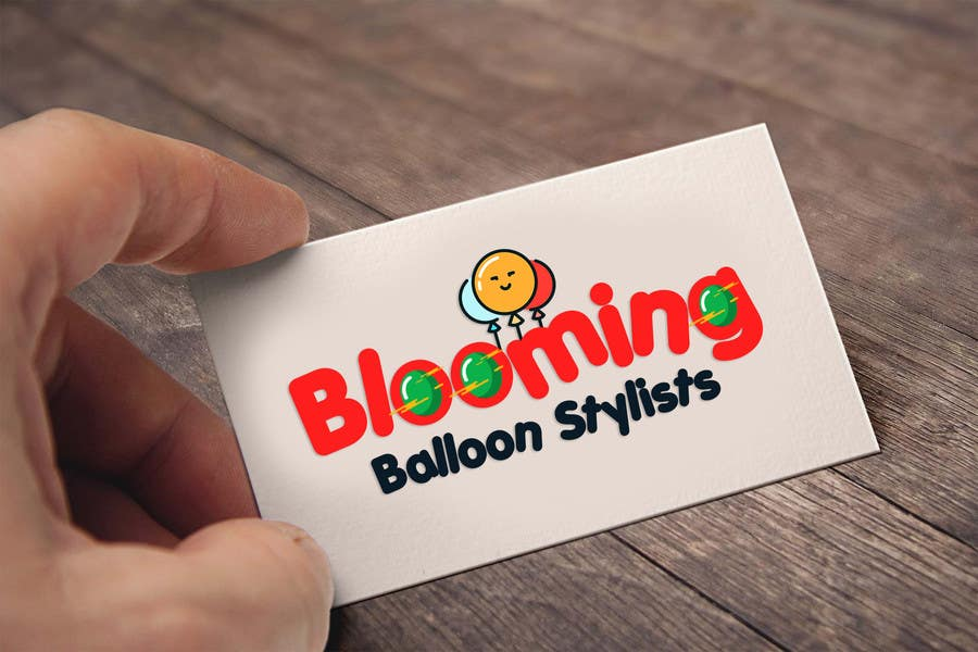 Proposition n°15 du concours Logo designed for Balloon Business
