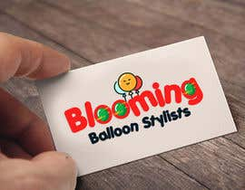 nº 15 pour Logo designed for Balloon Business par virajgupta